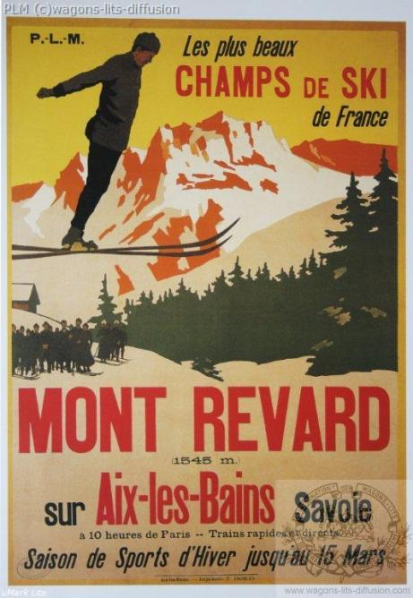 PLM Aix les Bains Mont revard (ref N° 20