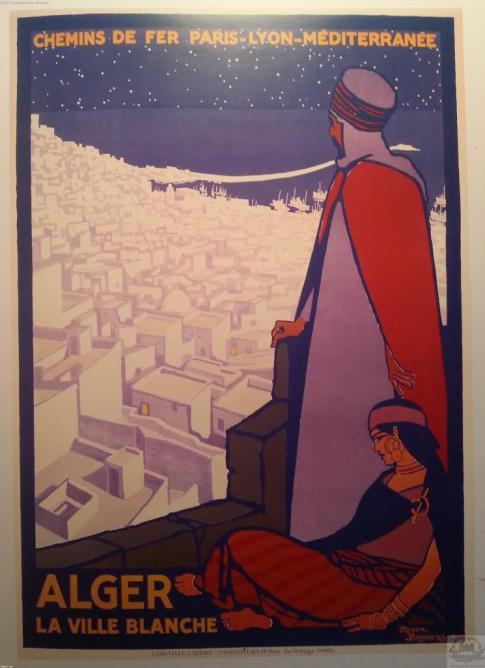 PLM Alger la ville blanche
