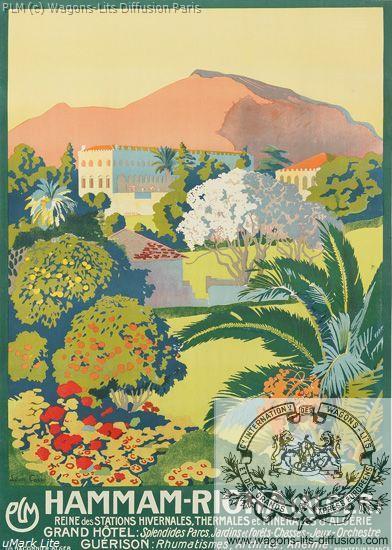 PLM Algérie HAMMAM - RIGHA