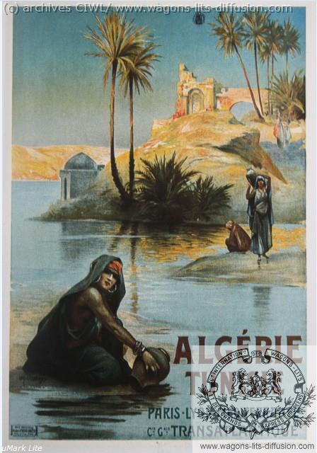 PLM Algérie Tunisie