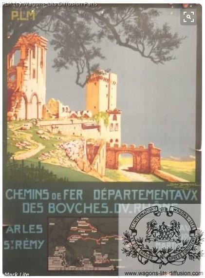 PLM Arles St remy bouches du Rhone (Ref N° 89