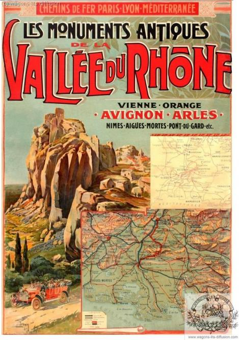 PLM Avignon Vallée du Rhône (Ref N° 1036