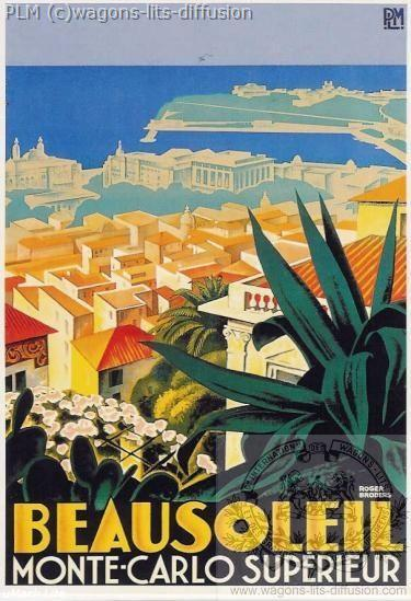 PLM Beausoleil Monaco ( Ref N° 125