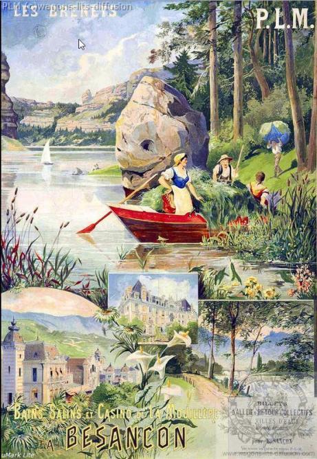 PLM Besançon les Brenets ( Ref N° 126
