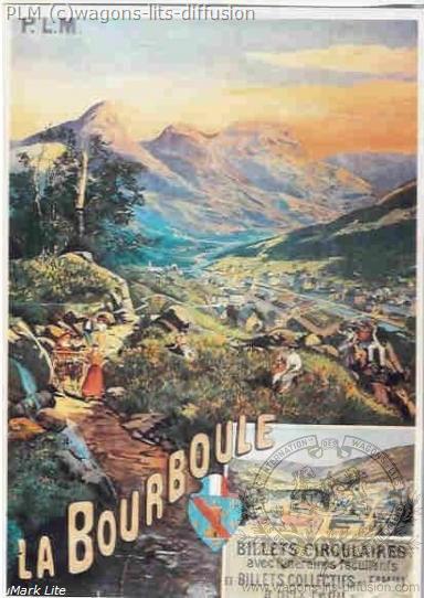PLM Bourboule