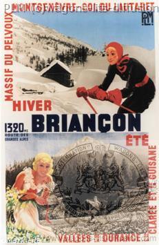 PLM Briancon (3) ( Ref N° 136