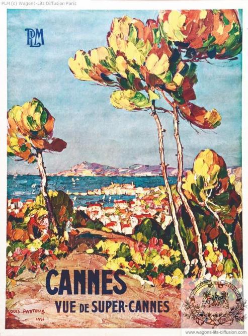 PLM Cannes vue de