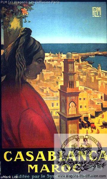 PLM Casablanca Maroc Femme
