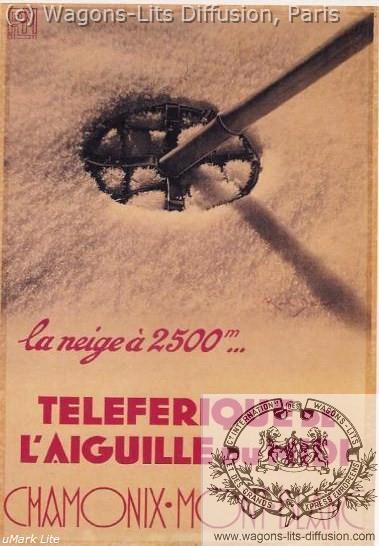 PLM Chamonix-baton (ref N° 202)