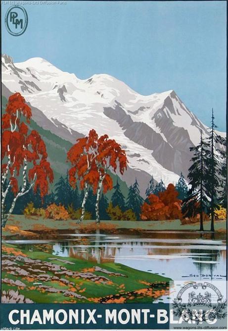 PLM Chamonix Mont blanc 3