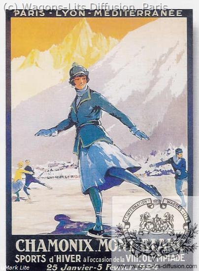 PLM Chamonix patineuse 3 (ref N° 195)