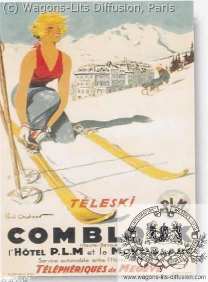 PLM Comblouxskieuse (ref N° 230)