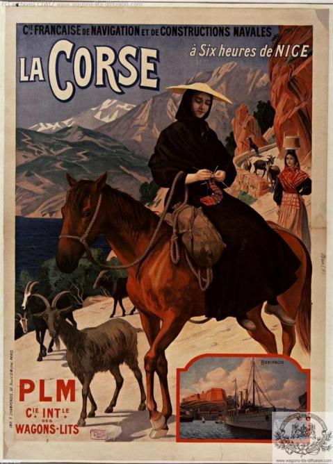 PLM Corse CIWL