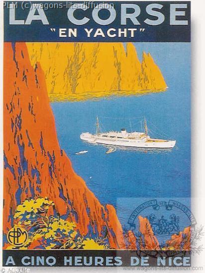 PLM Corse-en-Yacht