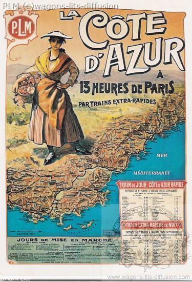 PLM Cote d Azur-13H (Ref N° 267
