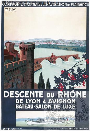 PLM Descente du Rhone