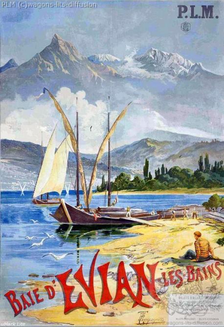 PLM Evian les Bains 2 (2) (Ref N° 322