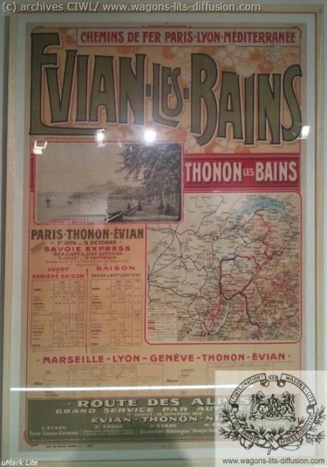 PLM Evian Route des Alpes