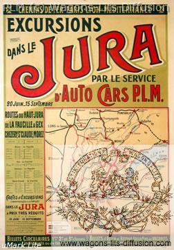 PLM Jura Excursions (Ref N° 422
