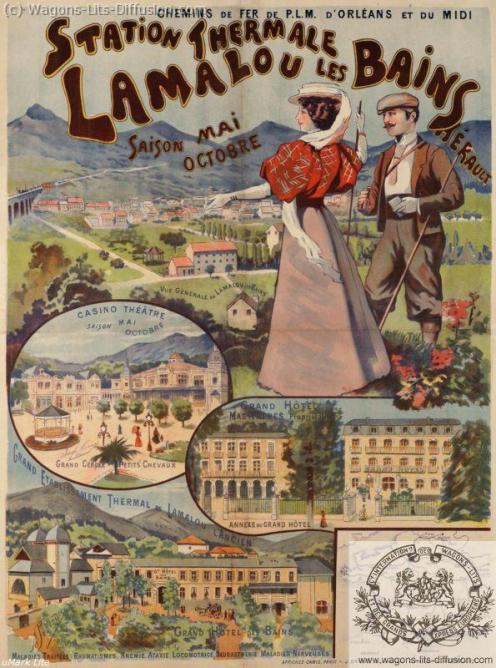 PLM Lamalou les Bains