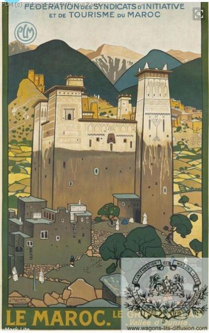 PLM Maroc Grand Atlas (Ref N° 492