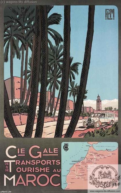 PLM Maroc Transport Tourisme (Ref N° 1037
