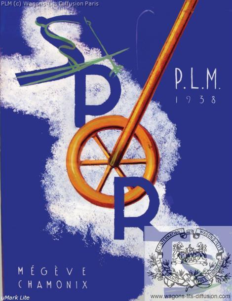 PLM Megève Chamonix Sports 1938 2