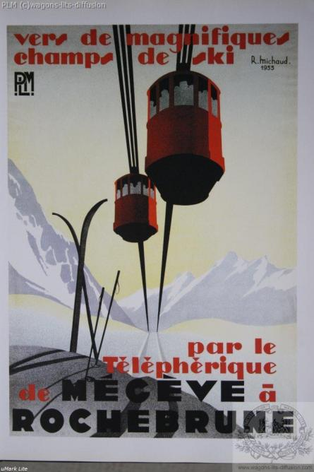 PLM Megève telepherique