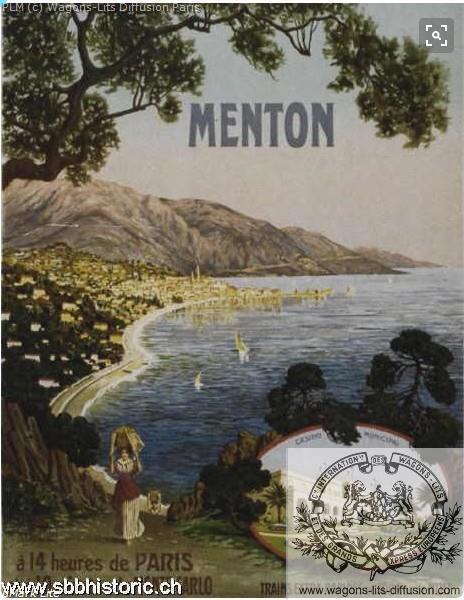 PLM Menton Montecarlo