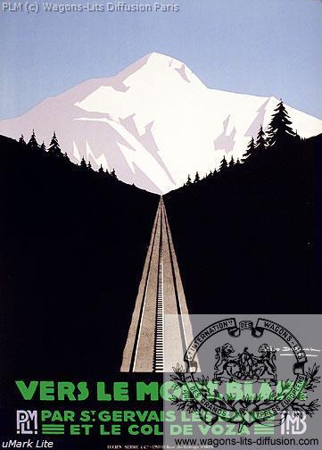 PLM Mont Blanc Col de Voza 2