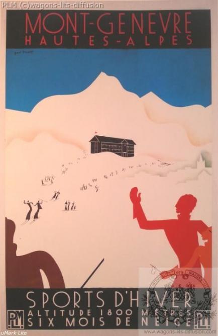 PLM Mont Genevre