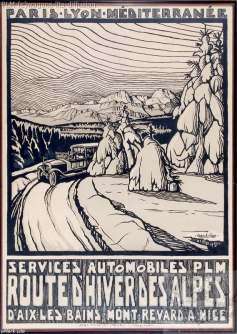 PLM Route des Alpes 1 (Ref N° 670