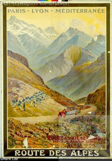 PLM Route des Alpes col de vars