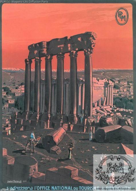 PLM Tourisme en Syrie 2 (Ref N° 795
