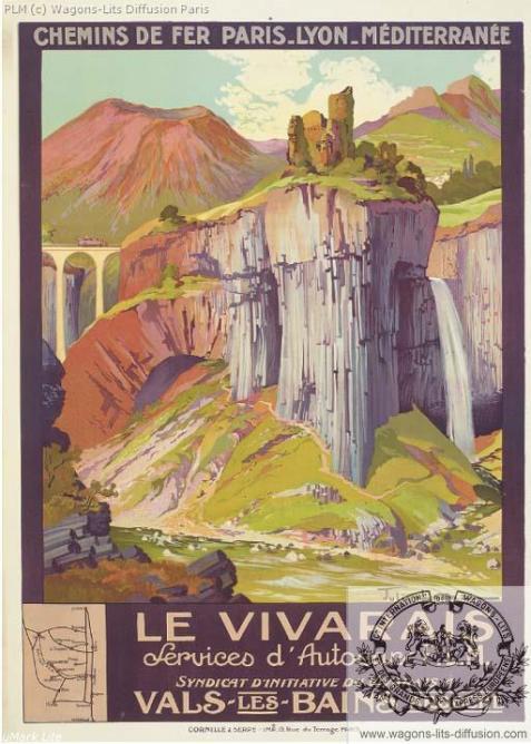 PLM Vals les Bains Vivarais