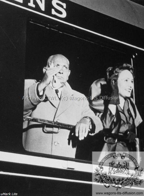 WL ERIC VON STROHEM 1955