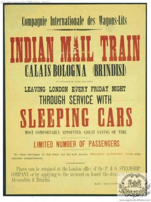 WL Indian Express Malle des Indes