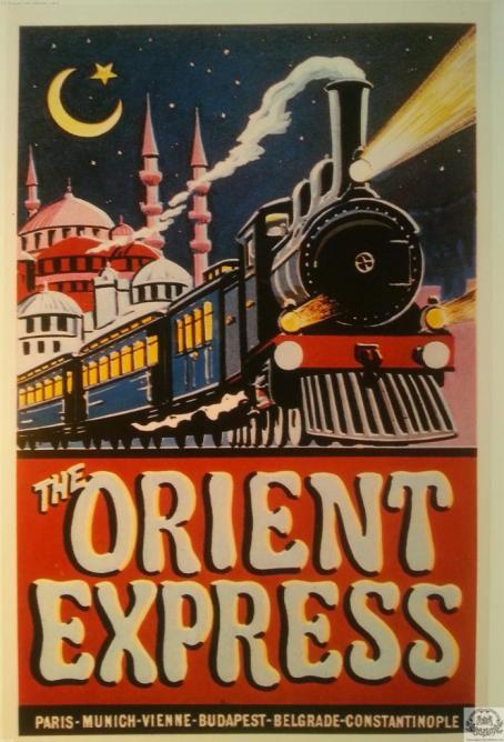 WL Orient Express flyer