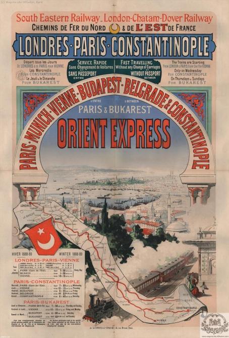WL Orient Express Non WL