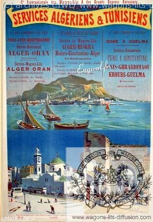 WL service algerie tunisie