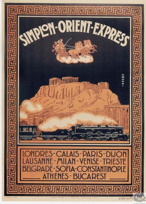 WL Simplon Orient Express Acropole