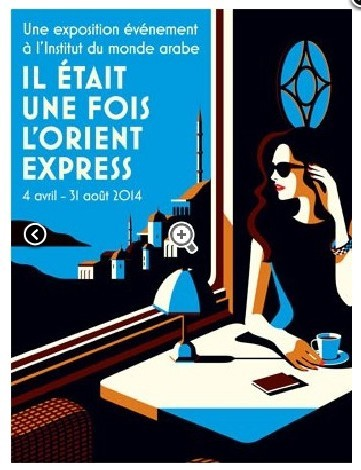 licence exposition Orient Express IMA 2014