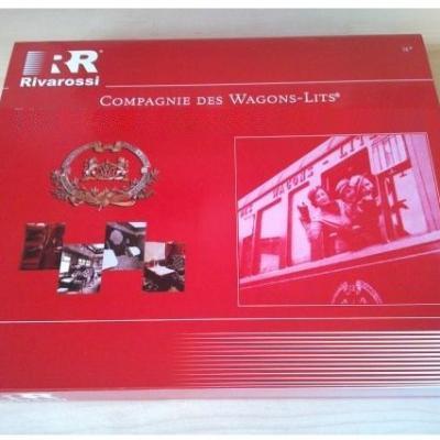 licence jeu/jouet WL Rivarossi EUR