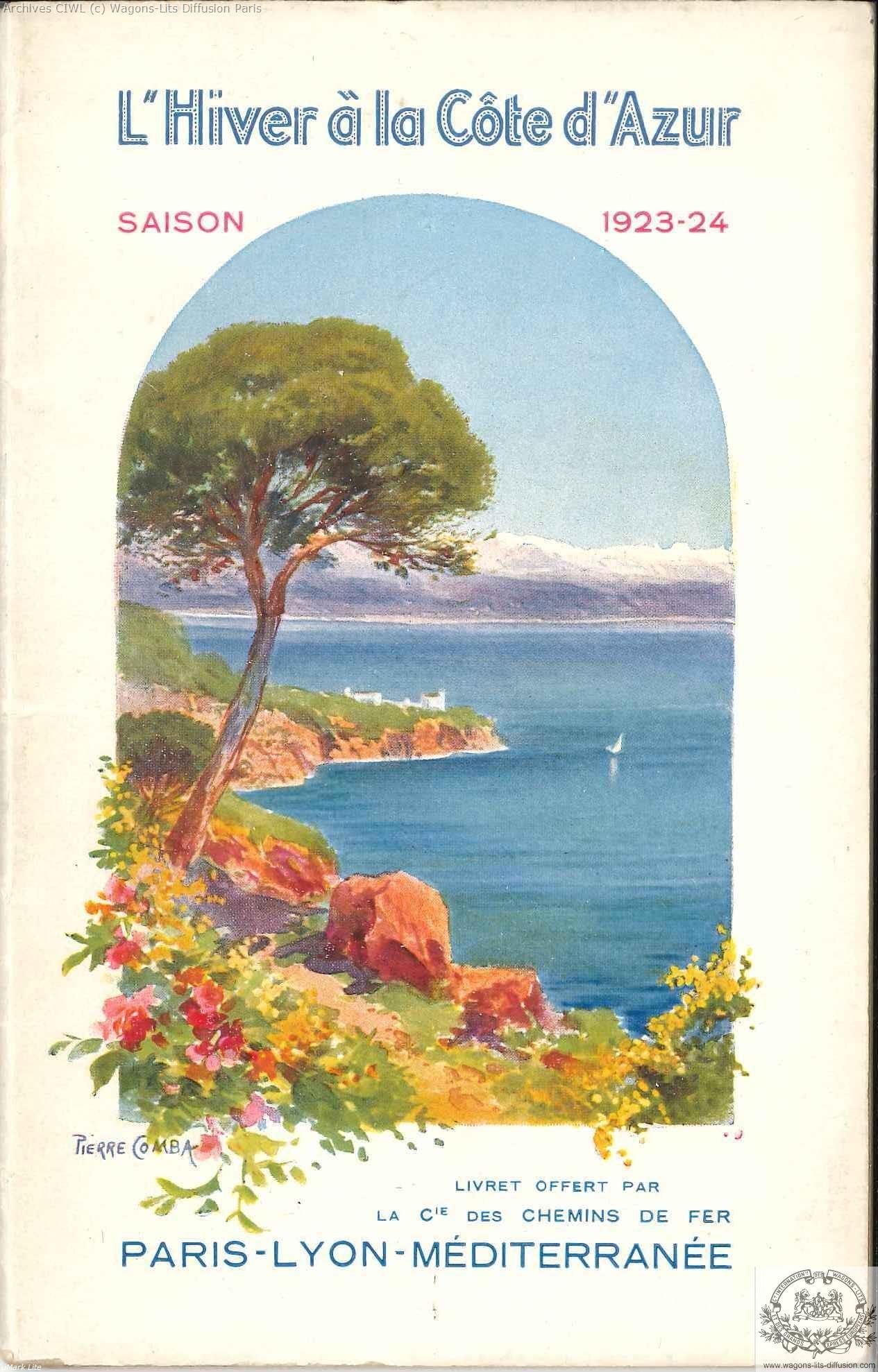 Plm 1923 plm hiver cote azur