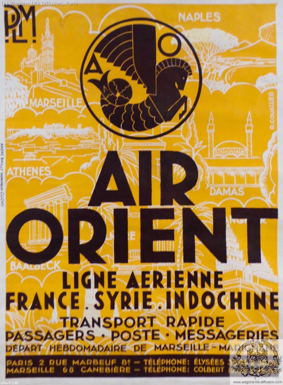 PLM Air Orient Ref 1107