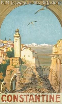 PLM Algérie CONSTANTINE (ref N° 38