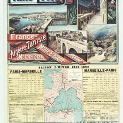 PLM Algérie Maroc Tunisie ( Ref N° 41