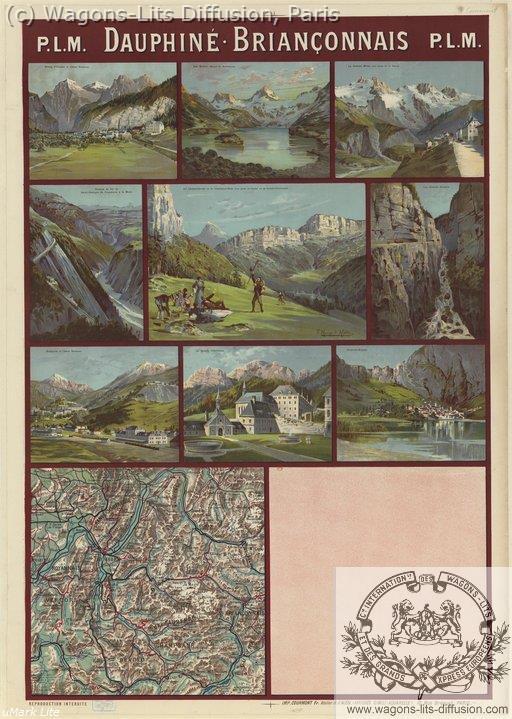 PLM Alpes Brianconnais (Ref N° 56