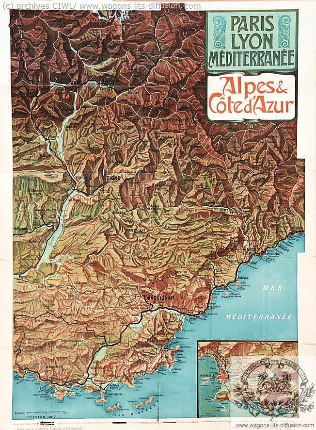 PLM Alpes Cote Azur