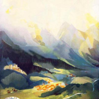 PLM alpes jura Stations dAltitudes ( Ref N° 768